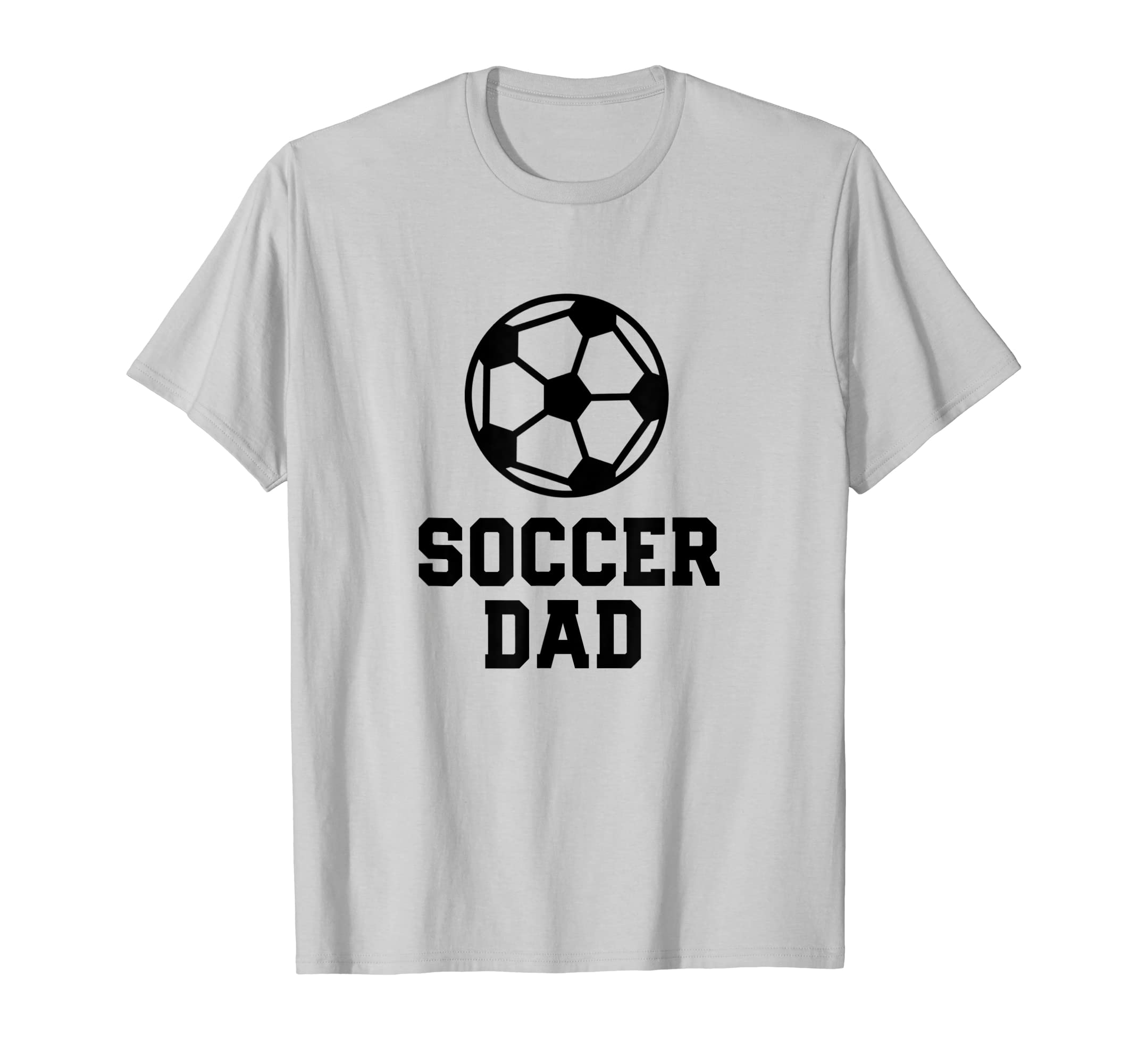 87becb36 Amazon.com: Mens Funny Dad Soccer Fan Shirt for Men - Soccer Dad T-Shirt:  Clothing