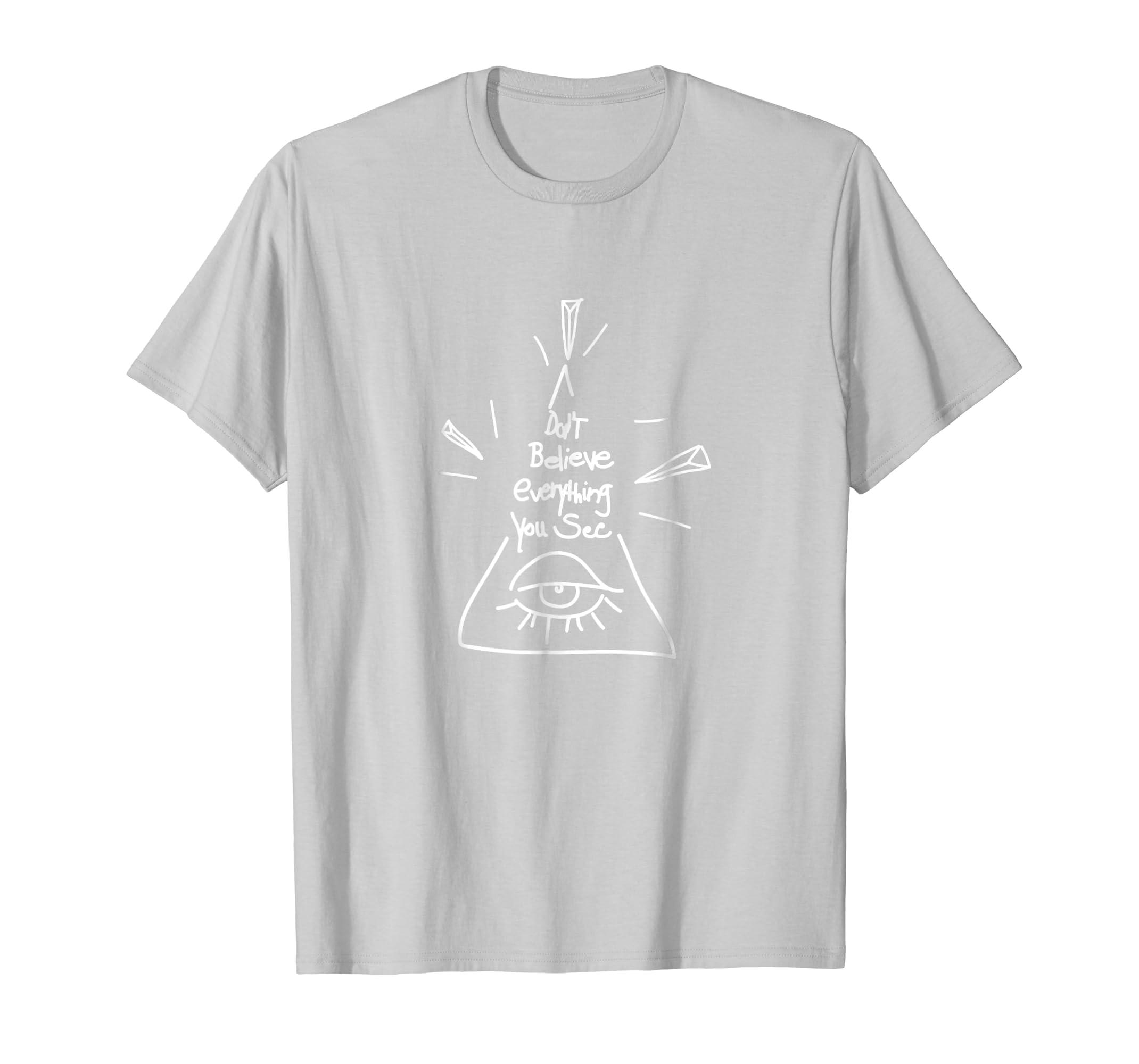 Shane Dawson Don't Believe Everything You See T-shirt-Loveshirt