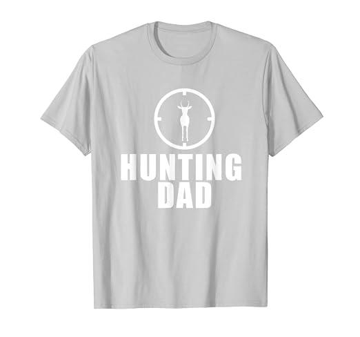 Amazon Mens Hunting Dad T Shirt