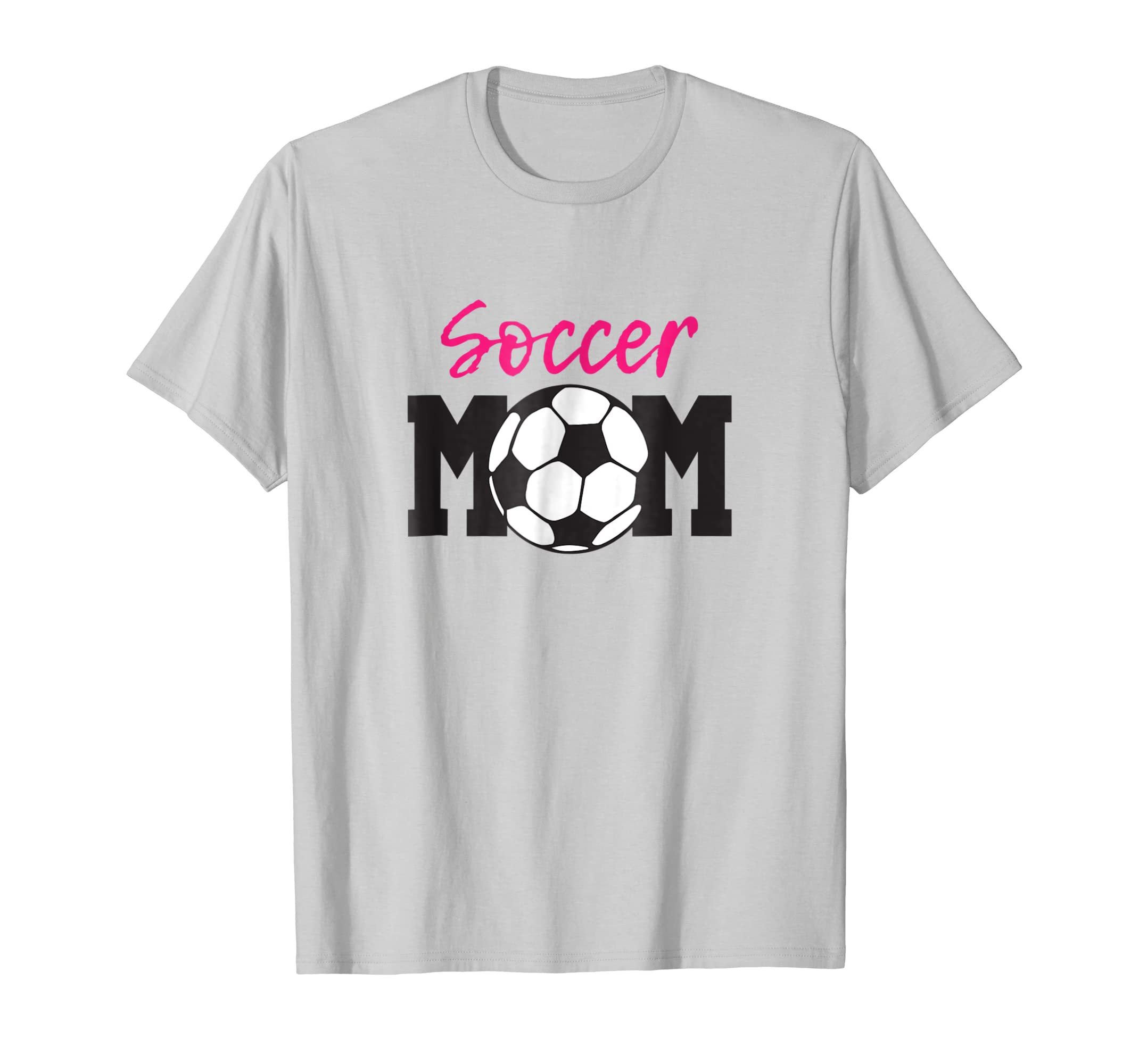 8c68f466ac3 Amazon.com  Soccer Mother Fan T-Shirt  Clothing