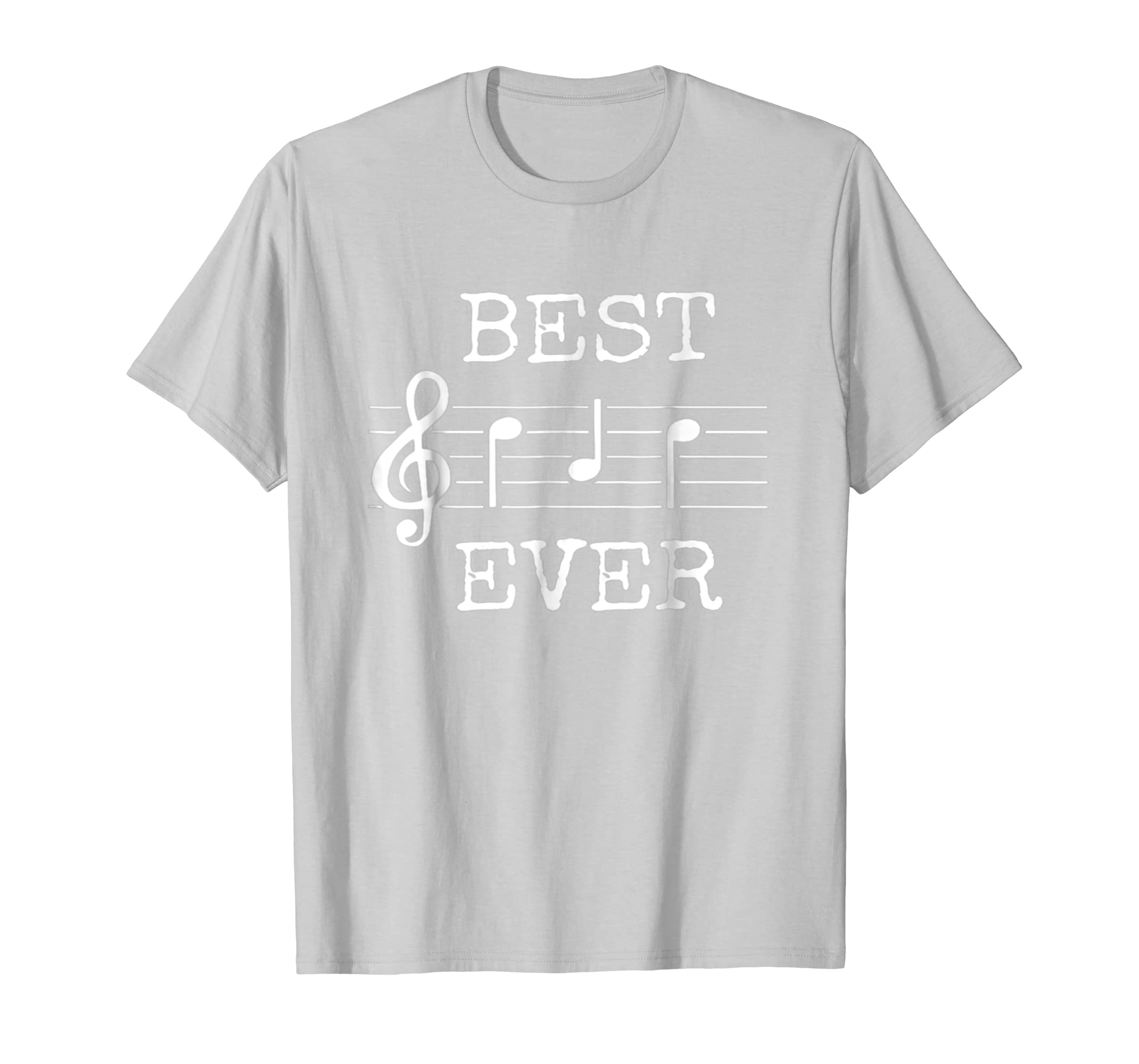 Best Dad Ever Music Shirt Cute Father-alottee gift