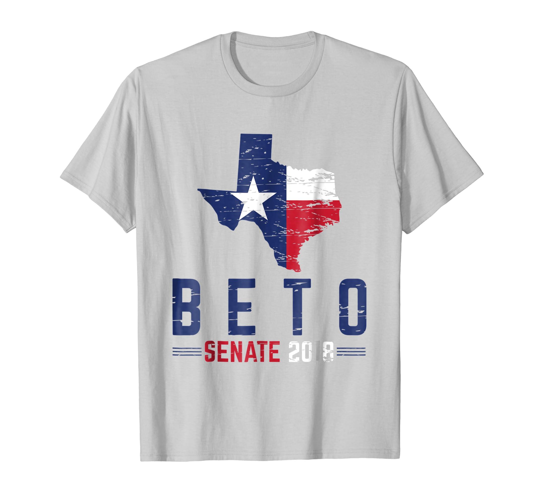 Vote Beto Orourke Texas Senate Midterm 2018 Women T Shirt-Awarplus