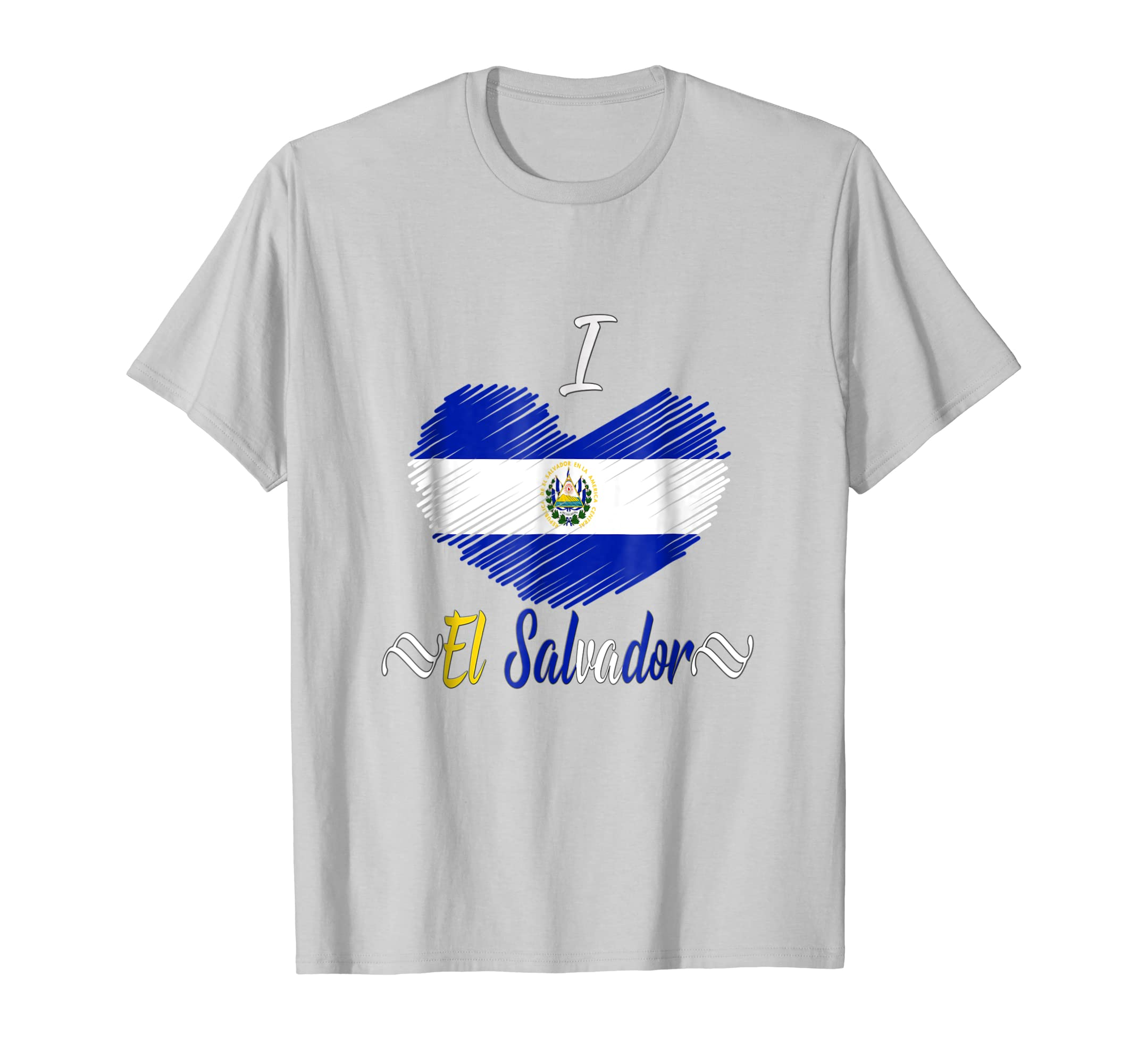 Amazon.com: Camiseta independencia El Salvador Tshirt Men Women Kids: Clothing