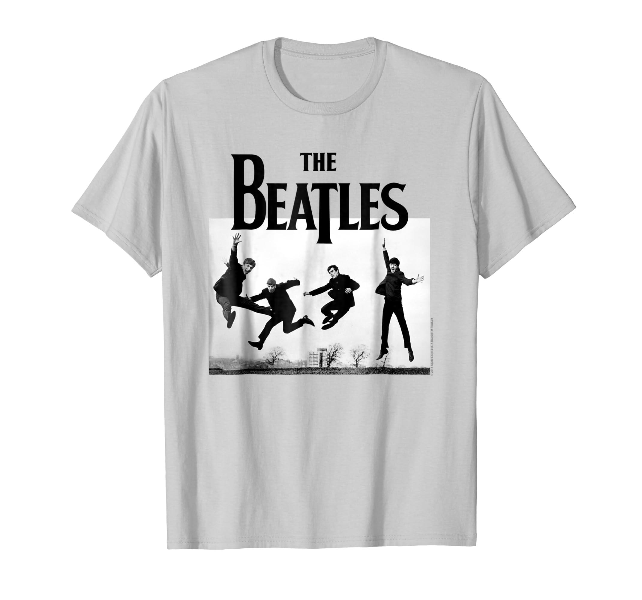 The Beatles Jump at Sefton Park T-shirt-Awarplus