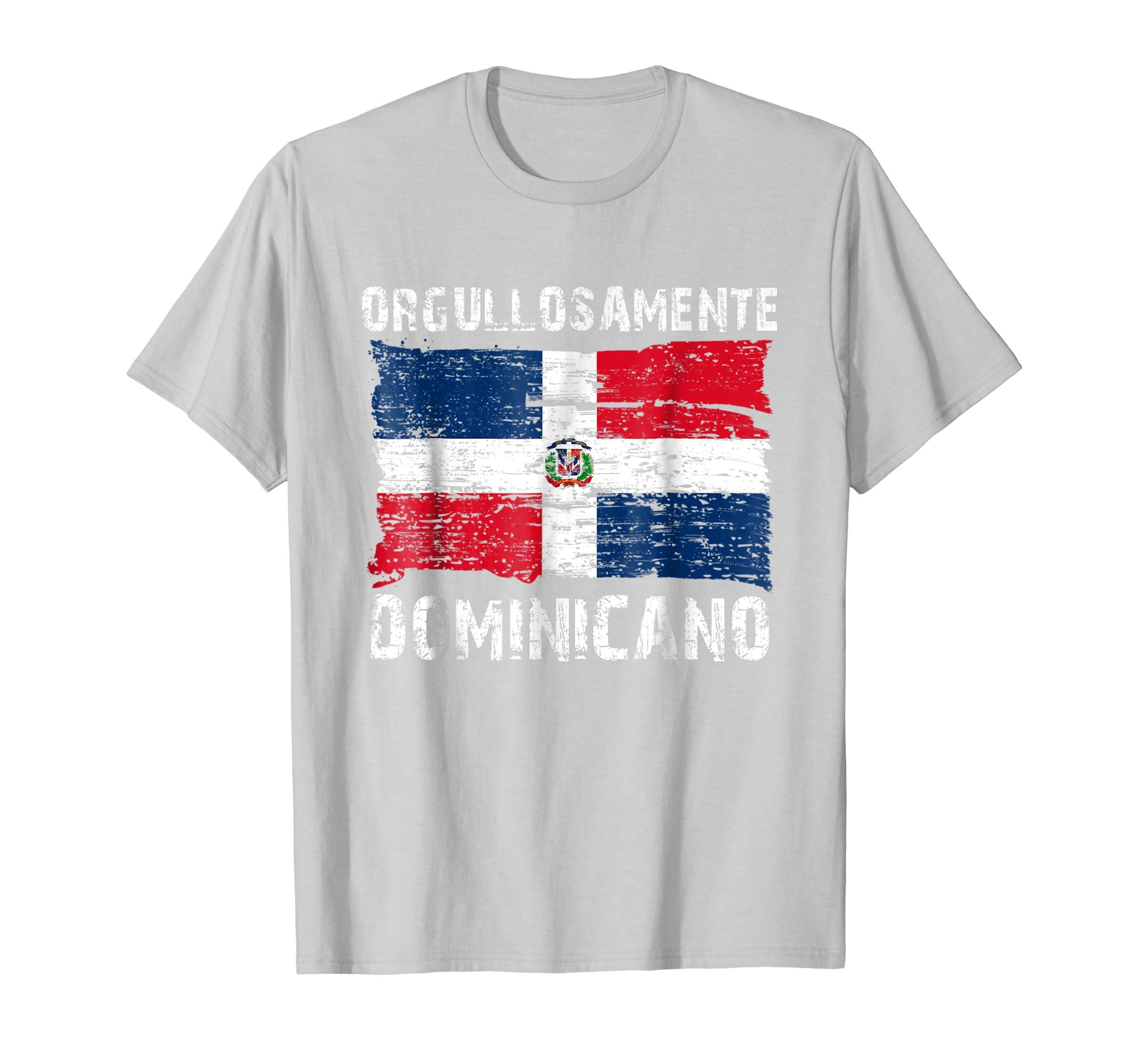 Amazon.com: Orgullosamente Dominicano camiseta para hombres y mujeres: Clothing