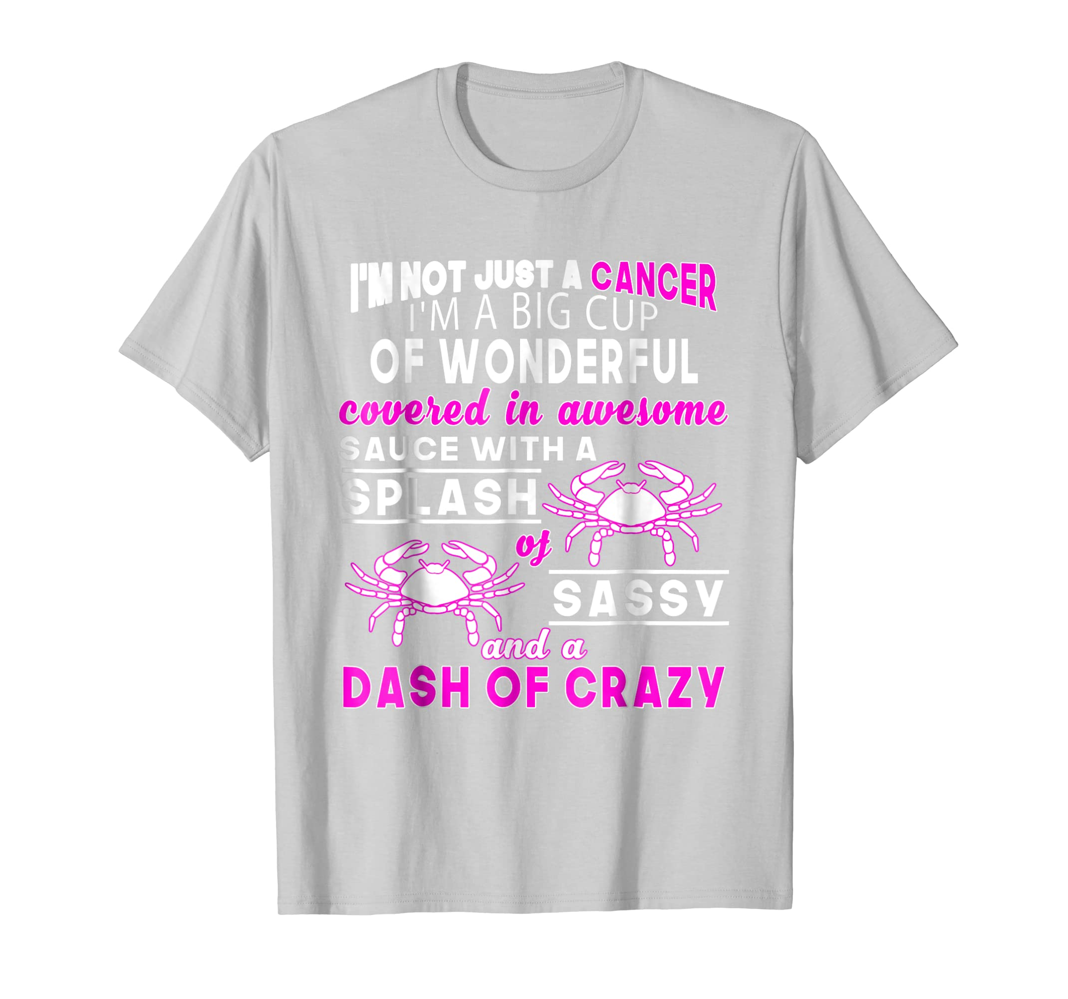 Birthday Gifts Idea Fa Cancer Zodiac Shirts For Women Wife Mom