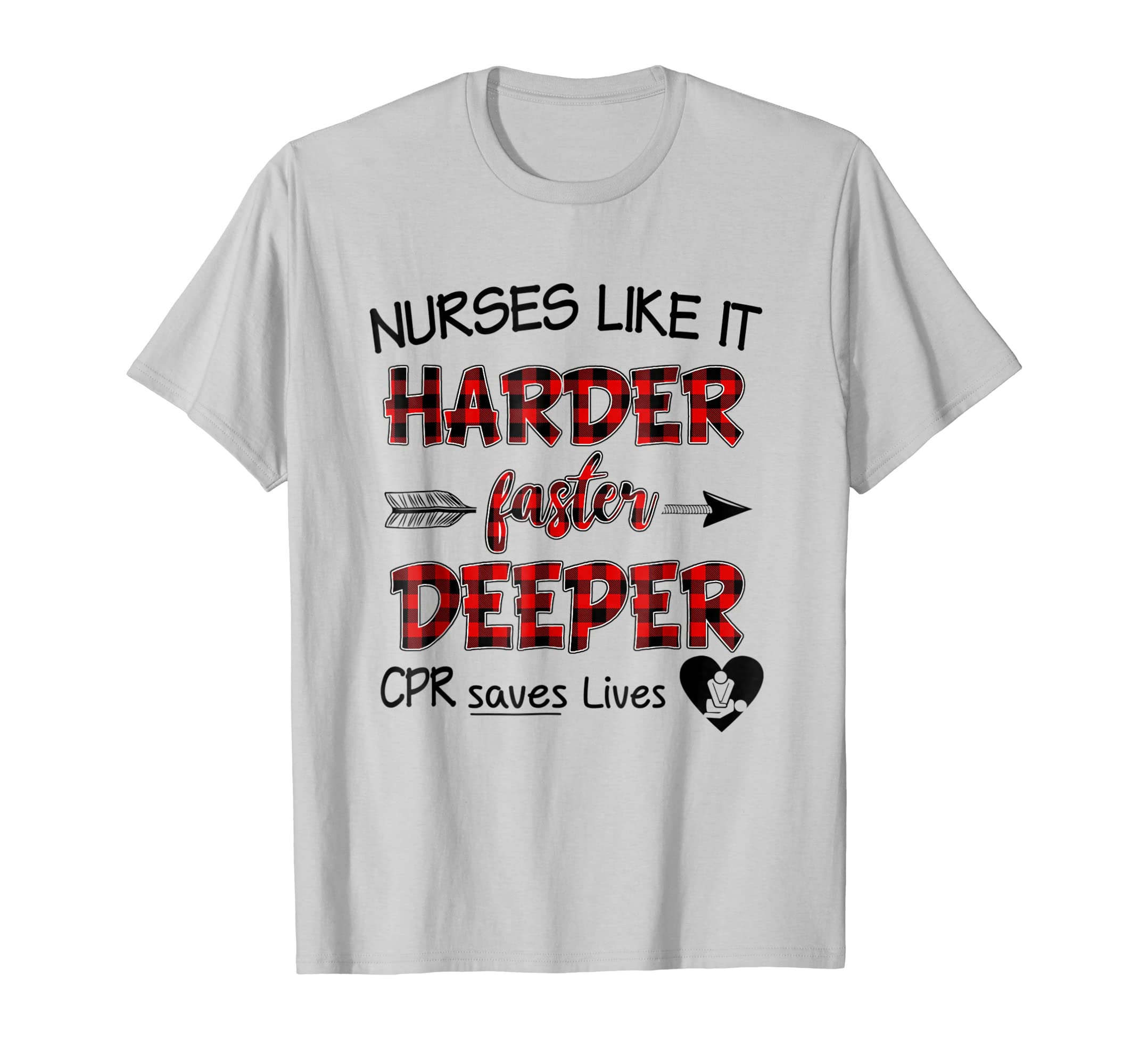 671935569 Nurses Like It Harder Faster Deeper Cpr Saves Lives Tshirt Hoodie ...