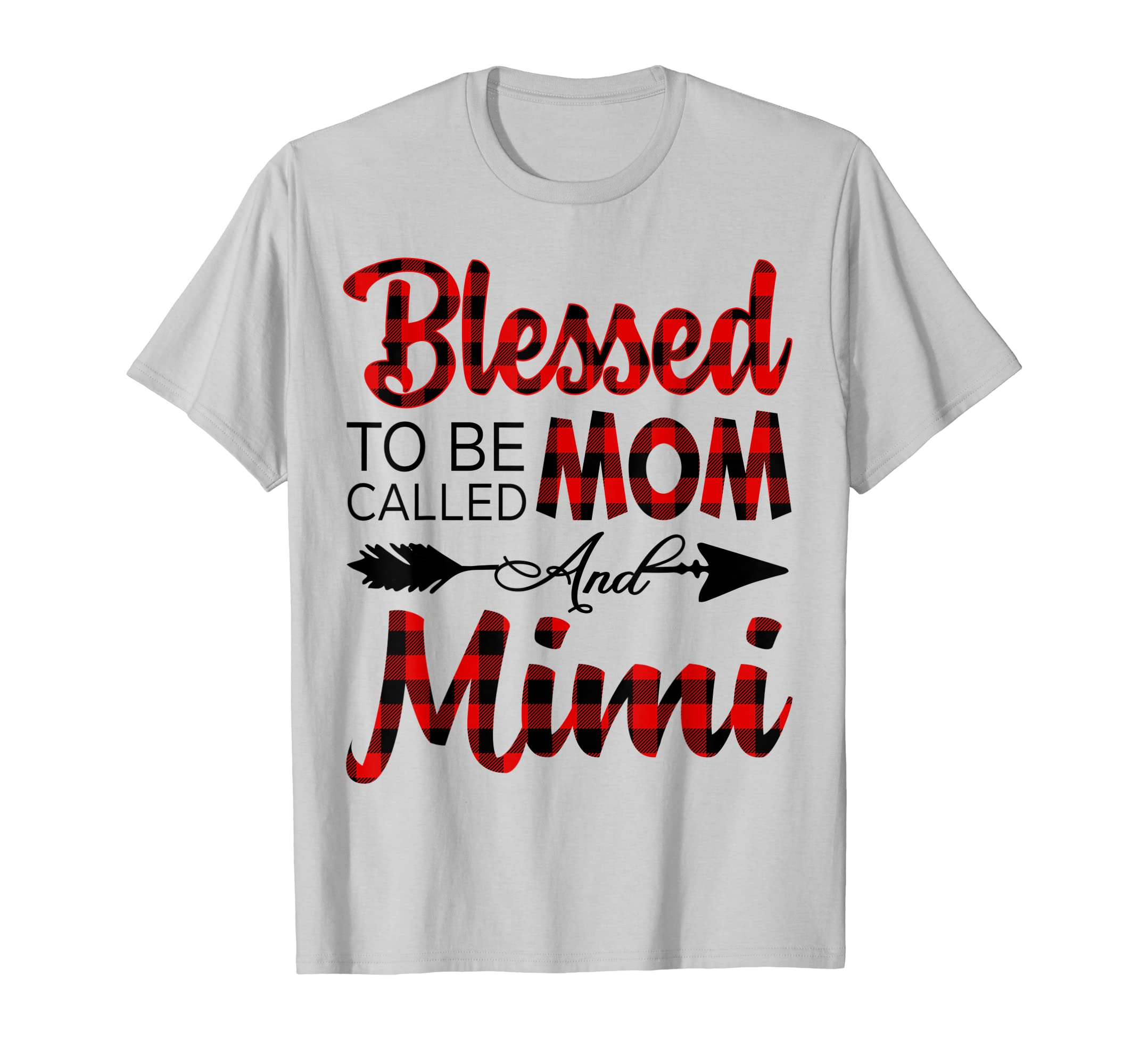 9546564a Amazon.com: Blessed To Be Called Mom And Mimi Shirt Floral Grandma Shirt:  Clothing
