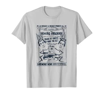 e85b2fdc9 Image Unavailable. Image not available for. Color: Harry Potter Skiving  Snackbox T Shirt