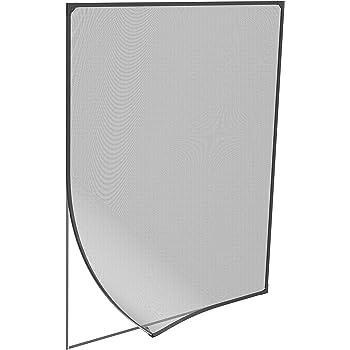 Neatiease Diy Insektenschutz Magnetfenster Max 100 X 130 Cm Magnet Rahmen Fur Fliegengitter Fenster Muckengitter Waschbares Weiss Kein Stanzen Erforderlich Flammhemmend Wasserdicht Amazon De Baumarkt