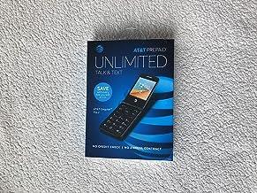 Alcatel Cingular Flip 2 AT&T Prepaid GoPhone 4g LTE 4GB Flip Phone (Black) (4 GB + 32 GB SD Bundle)