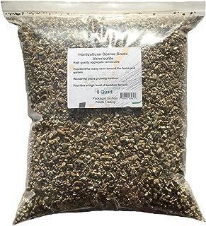 Horticultural Coarse Grade Vermiculite (8 Quart)