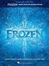 Frozen - Beginning Piano Solo Songbook: Music from the Motion Picture