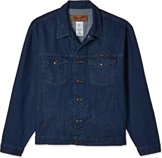 Wrangler Men's Western Unlined Denim Jacket