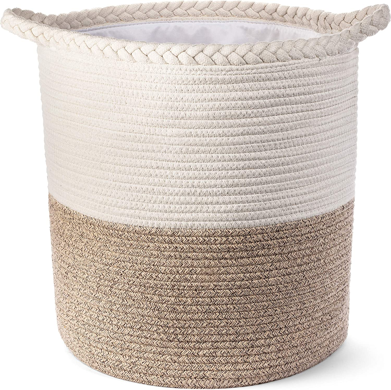 Blanket Storage Ranking TOP8 Basket with Long Clothes Ha Decorative Ranking TOP10 Handles