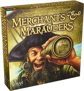Z-Man Games Game Merchants & Marauders