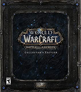 battle for azeroth collectors
