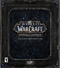 Best battle for azeroth collector's edition box Reviews