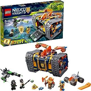 LEGO Nexo Knights 72006–Axel Donner Oruga, BELIFLOR ebtes
