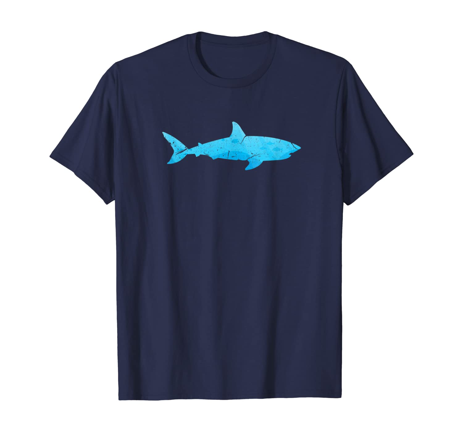 Amazon Com Shark Silhouette Shirt Funny Sharks Lover T Shirt Clothing Here you can explore hq shark silhouette transparent illustrations, icons and clipart with filter setting like size, type, color etc. shark silhouette shirt funny sharks lover t shirt