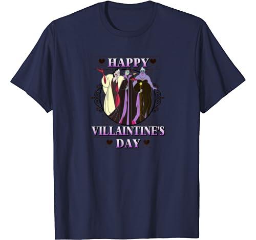 Disney Villains Valentines Is Villaintines T Shirt