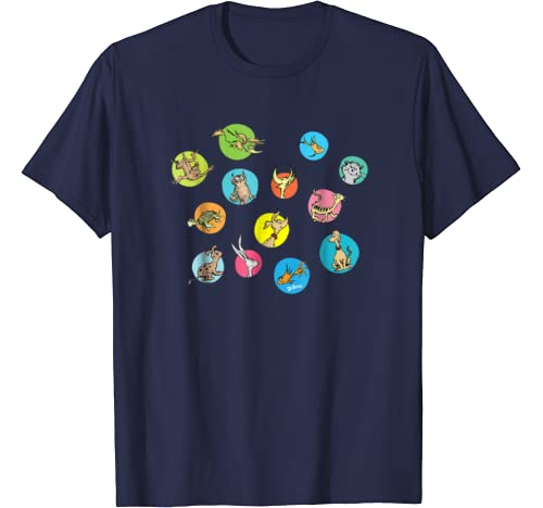 Dr. Seuss Pet Polka T Shirt