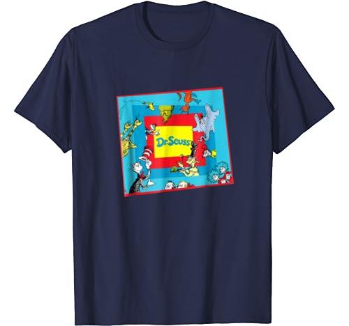 Dr. Seuss Character T Shirt