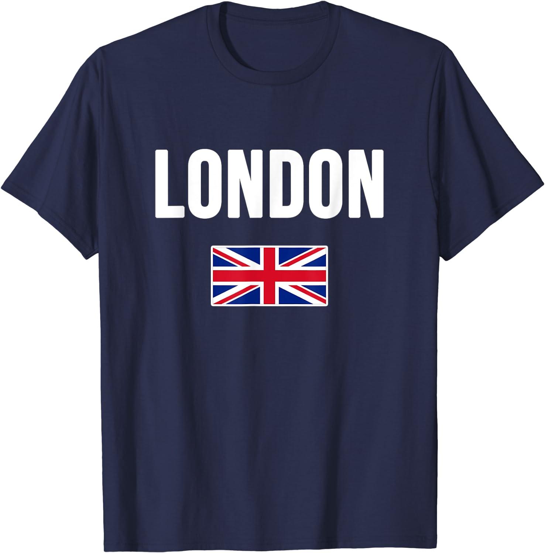London England Officiellement Sous Licence T-Shirts Unisexe