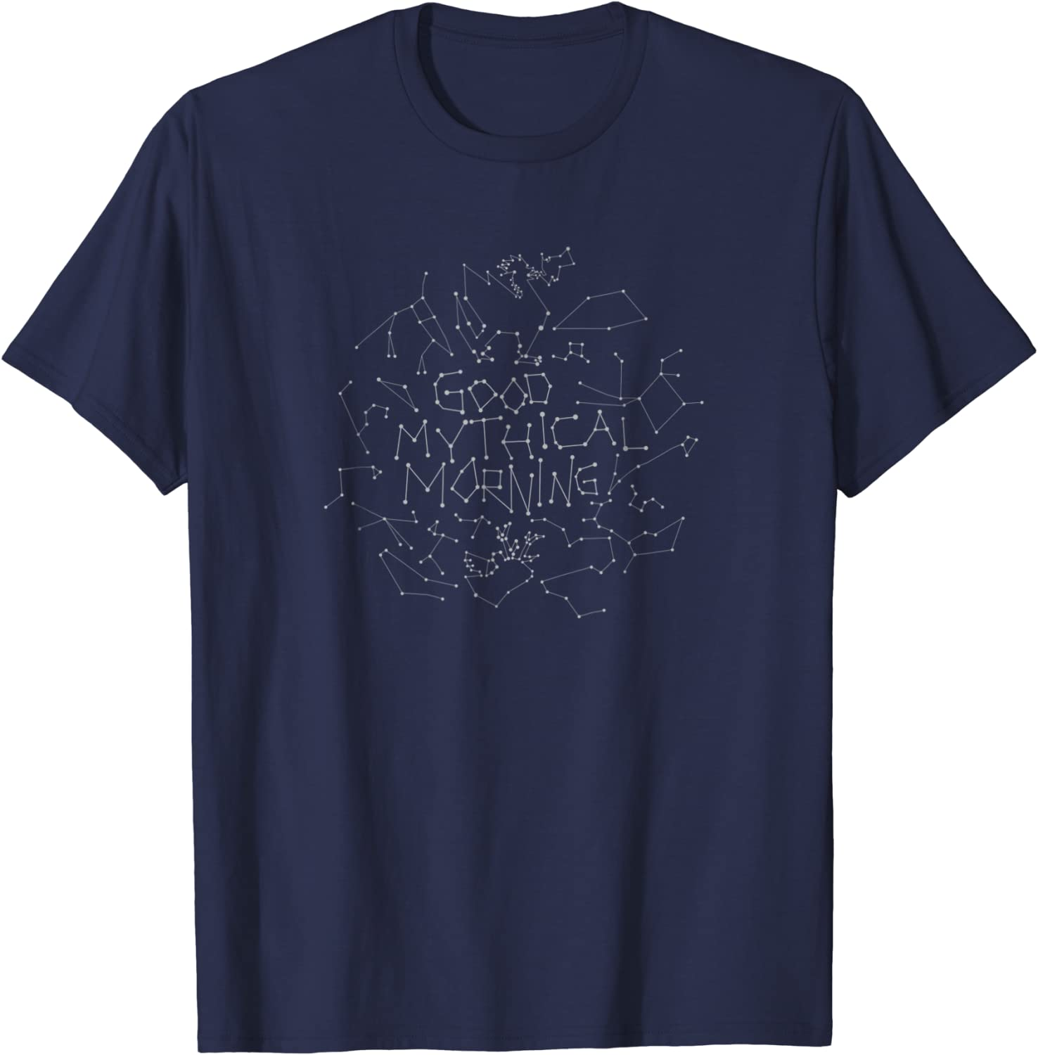 Good Mythical Morning Constellation Tee