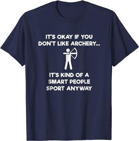 Eat sleep archery homme à manches longues t shirt marrant humour cadeau d/'anniversaire archering