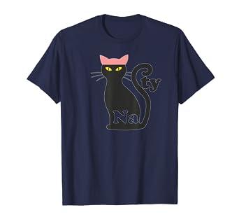 Amazon.com: Nasty Pussy Cat Rosa Sombrero playera, niños 6 ...