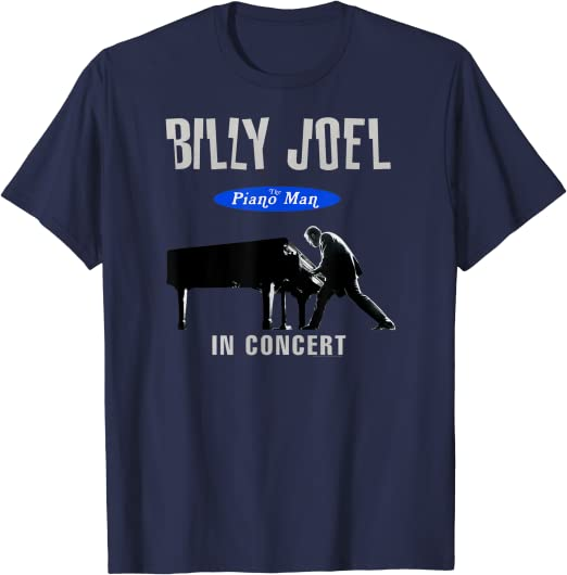Billy Joel - Baby Grand Camiseta