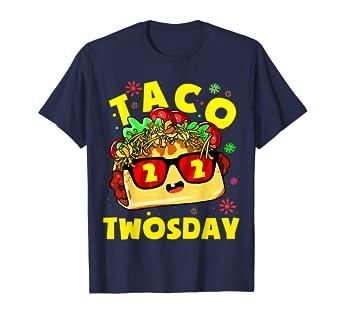 Amazon.com: Kids 2 Dos cumpleanos 2nd Birthday party Taco ...