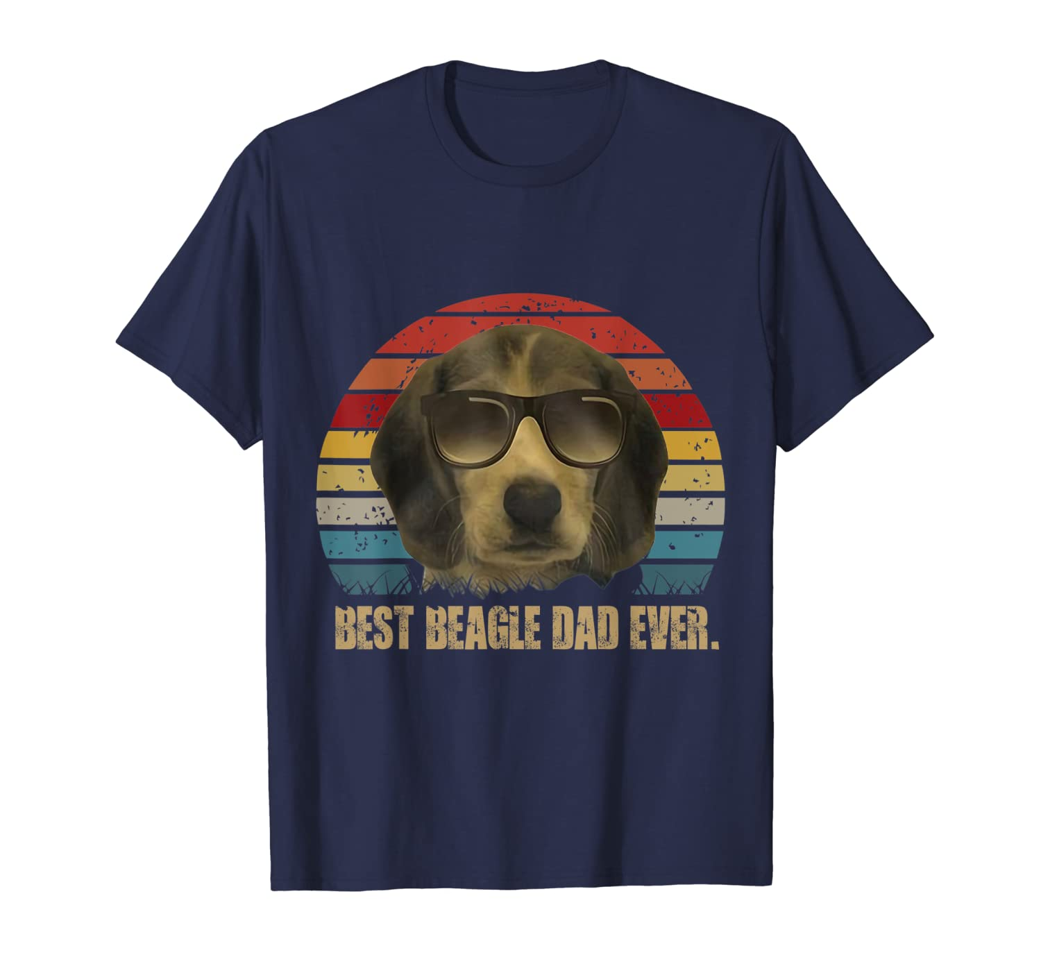 Beagle T-shirt - Best Beagle Dad Ever Shirt - Store Shirt