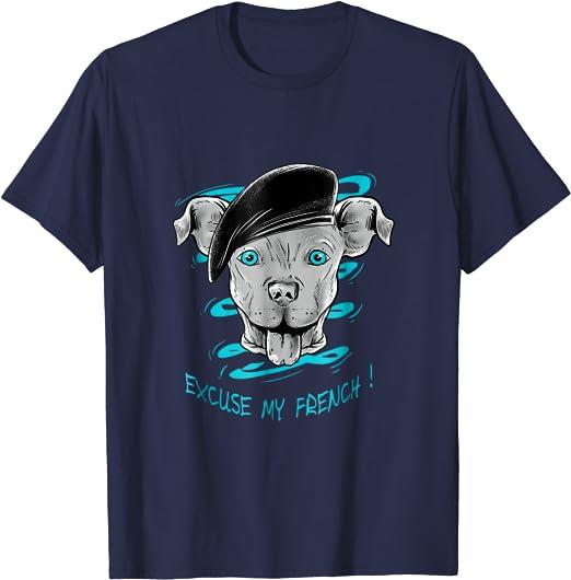 Excuse My French Short-Sleeve Unisex T-Shirt