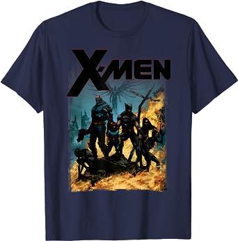 Marvel X-Men Team Takes A Stand Camiseta
