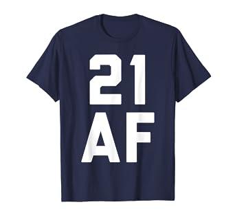 Amazon 21 AF Shirt