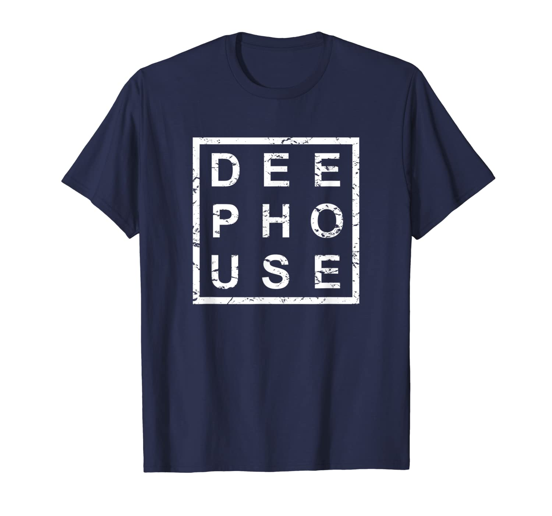 Stylish Deep House T-Shirt-Awarplus