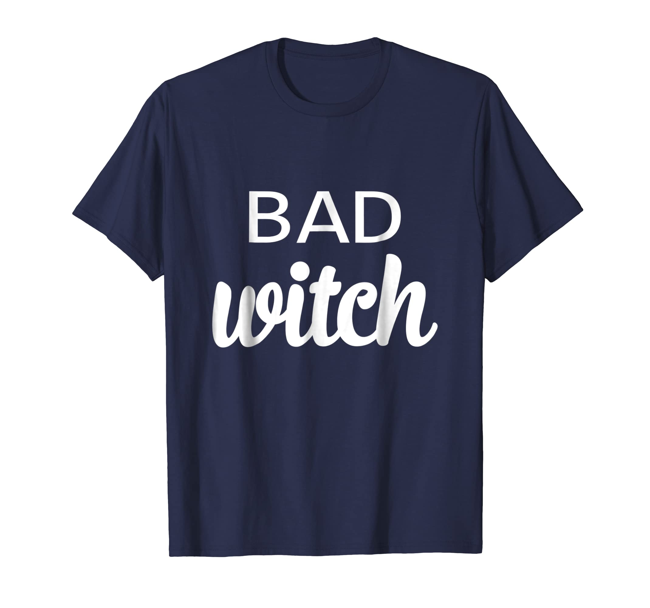 782023fa Amazon.com: Funny Matching Bad Witch Good Witch Friend Women Girl Tshirt:  Clothing