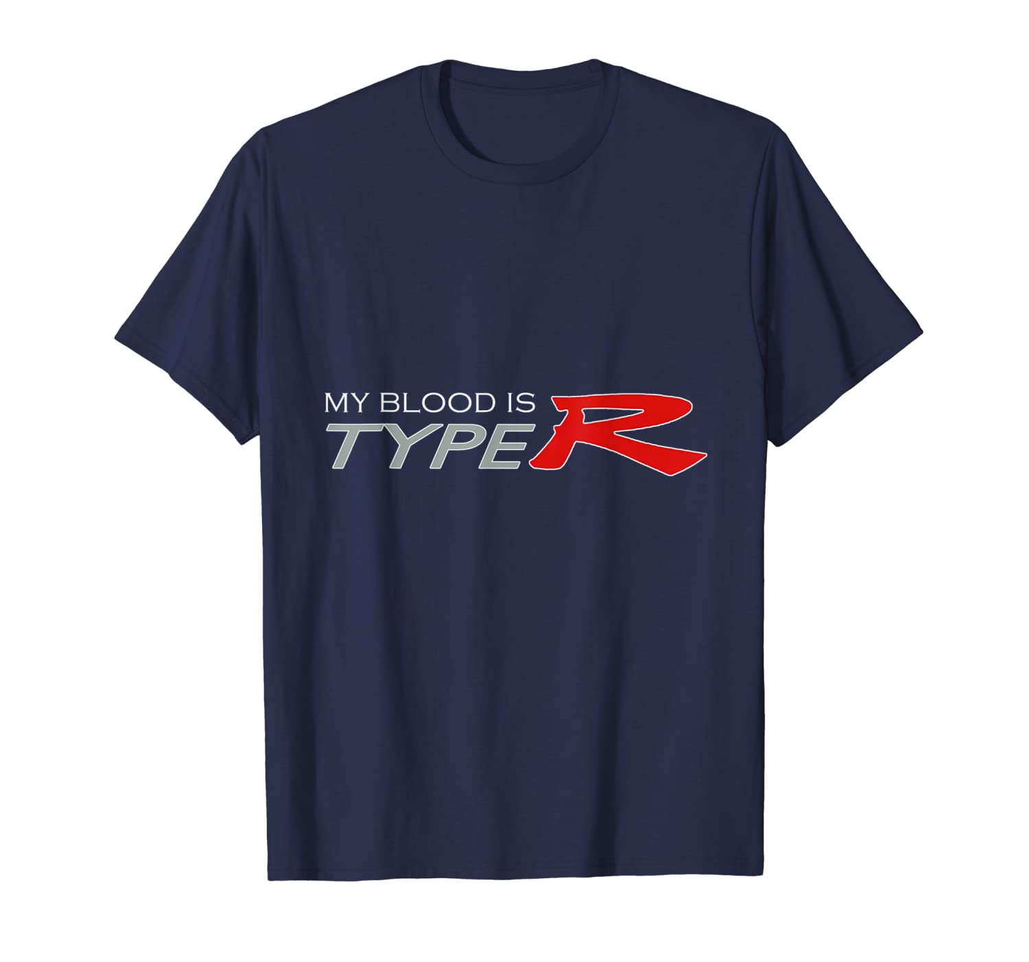 My blood type is R T-shirt