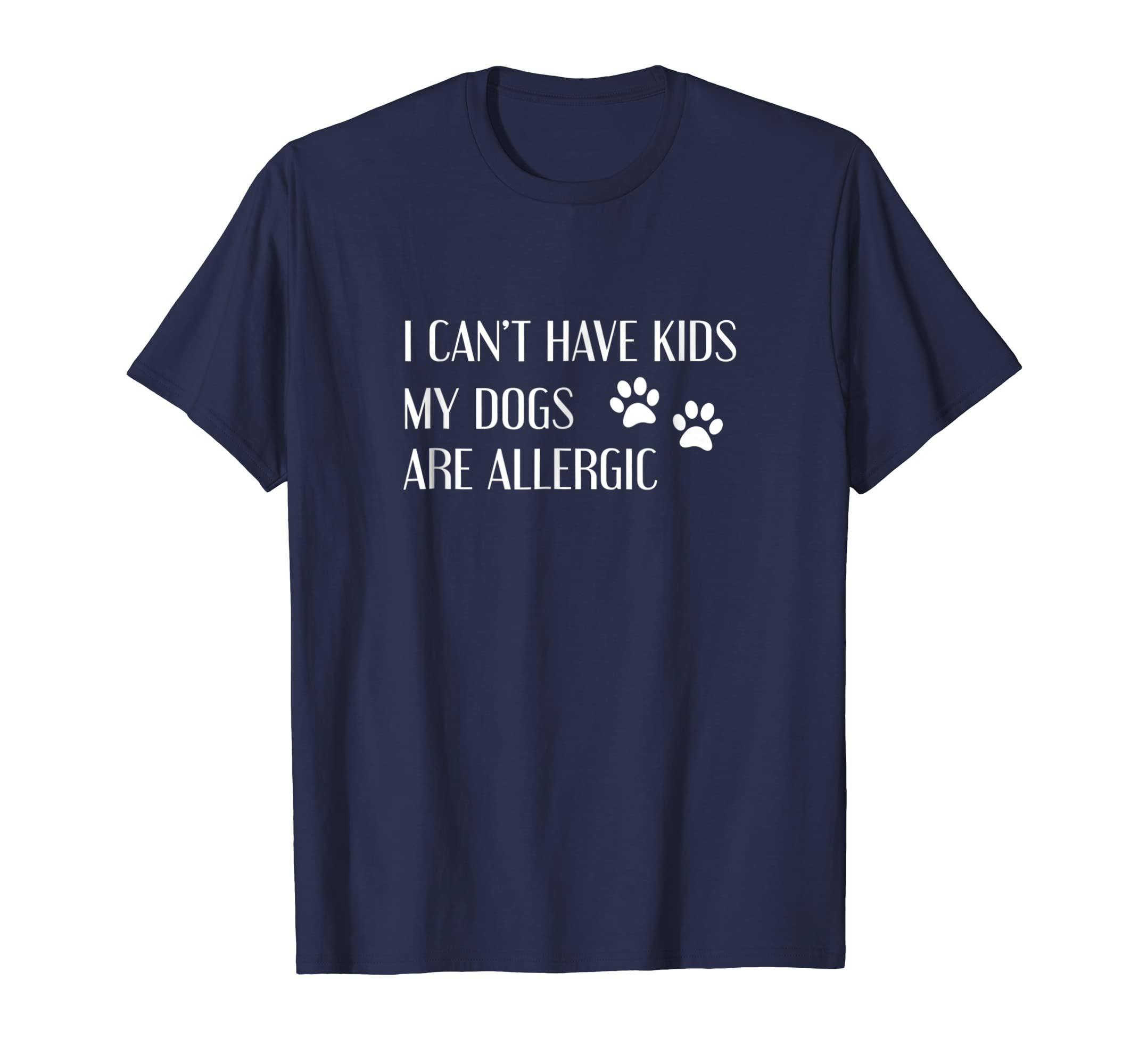 I can't have kids my dogs are allergic-AZP