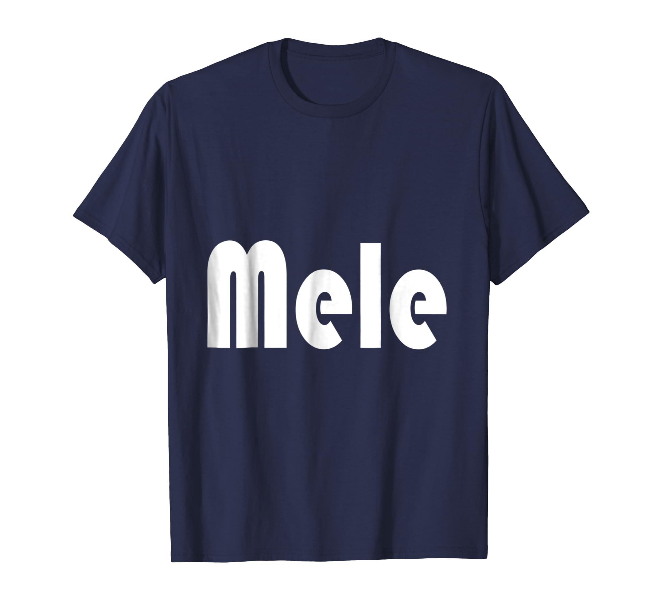 (Mele)Part of a Matching Family T Shirt Set of Penguins-azvn