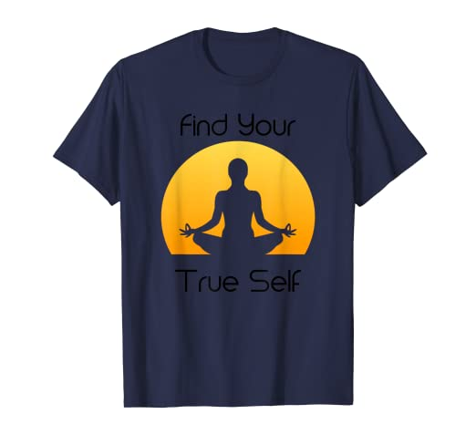Amazon.com: Garden Meditation Day Shirt Sun Yoga Pose ...