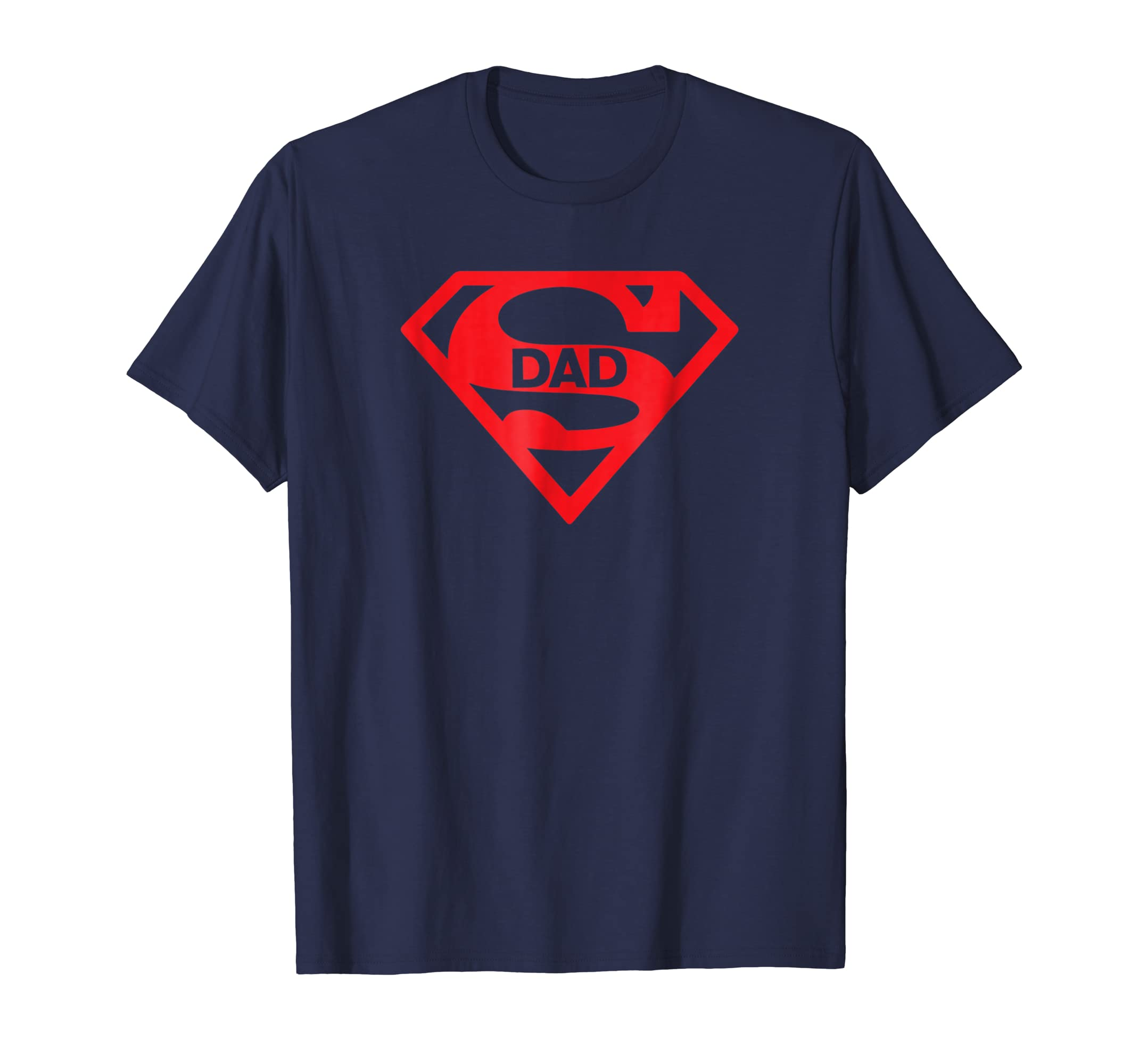 Super Dad, Best Power Hero Funny SciFi Father's Day T-Shirt- TPT