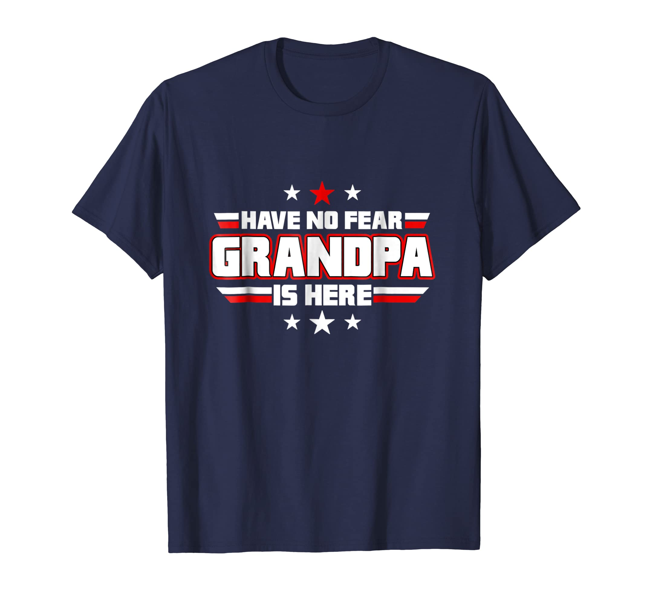 Have no fear, Grandpa is here. Grandpa Gifts For Fathers Day-AZP