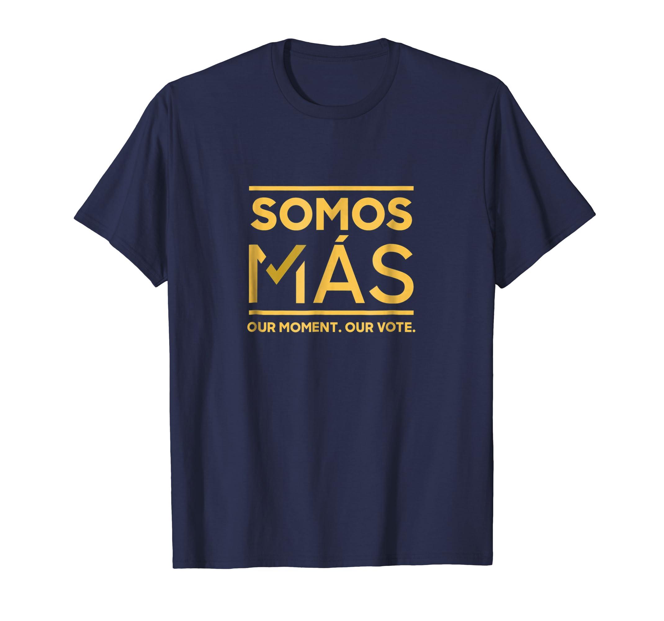 somos mas t shirt-azvn