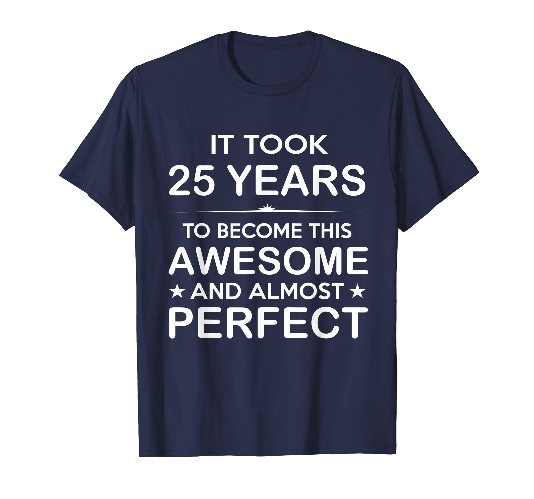 Amazon Twenty Five 25 Year Old 25th Birthday Gift Ideas Her Him Clothing