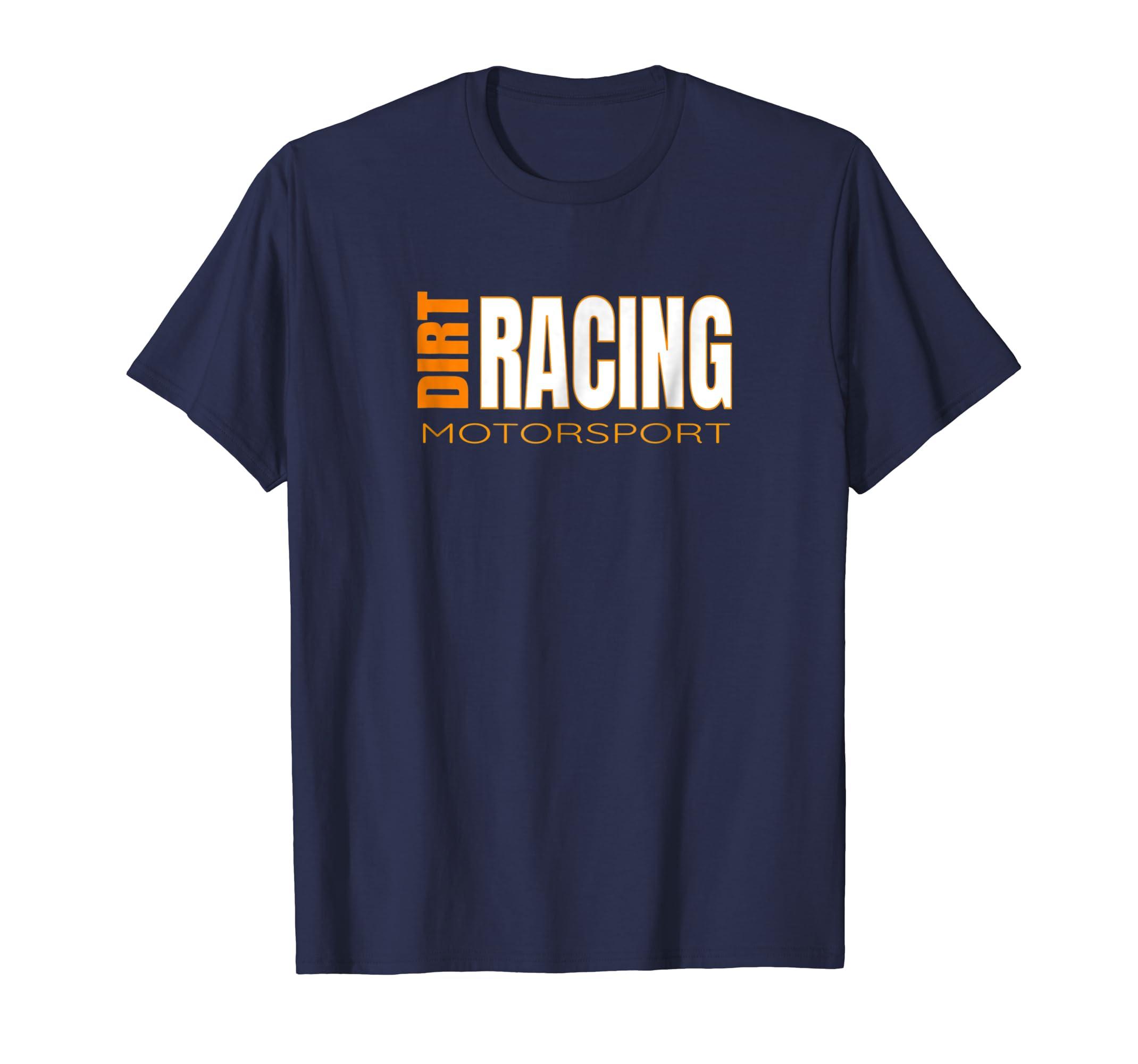 Dirt Track Racing Shirts Dirt Bike Racing Sprint Car Racing-azvn