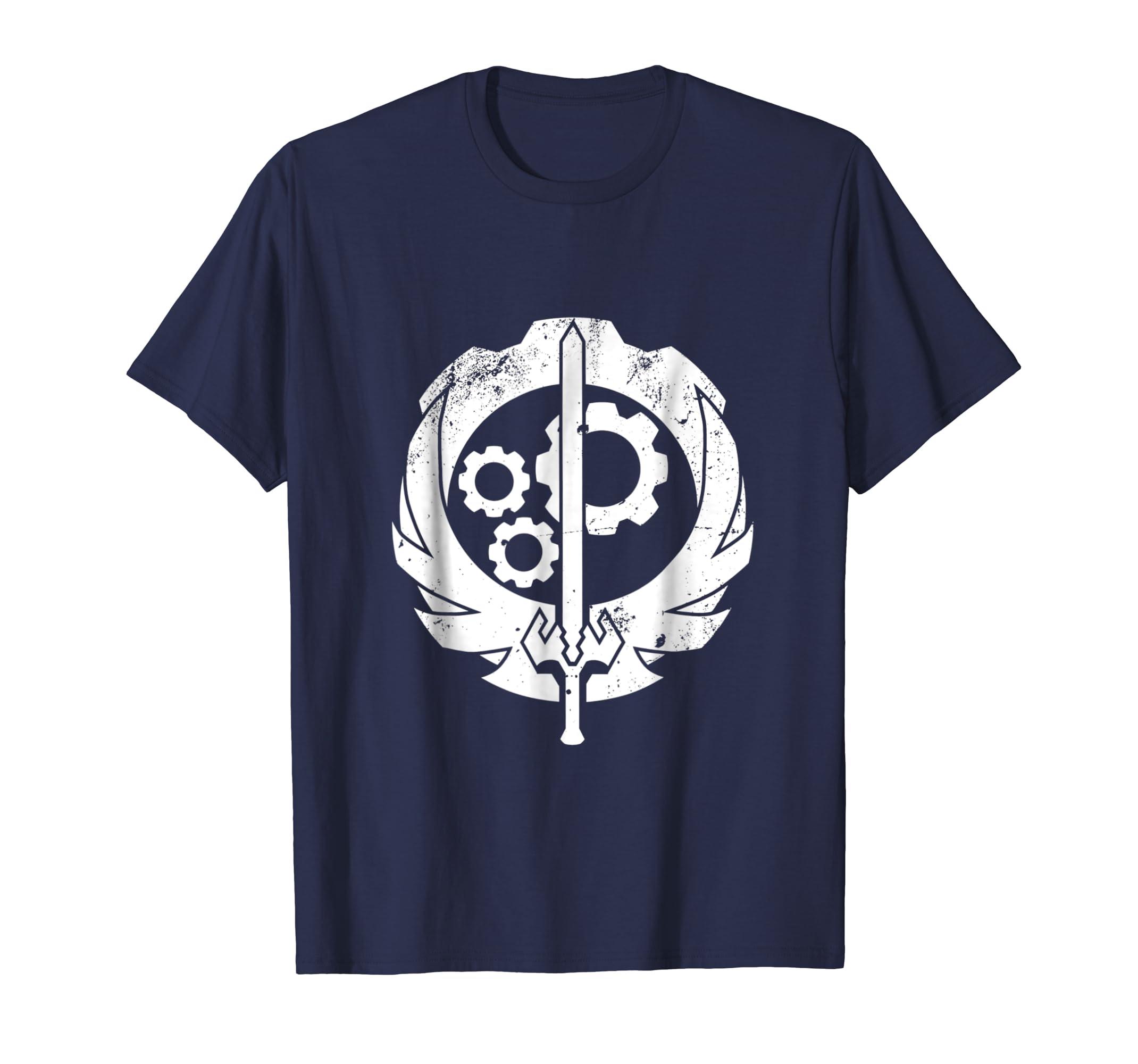 A Better Brotherhood of Steel t shirt for men women-azvn