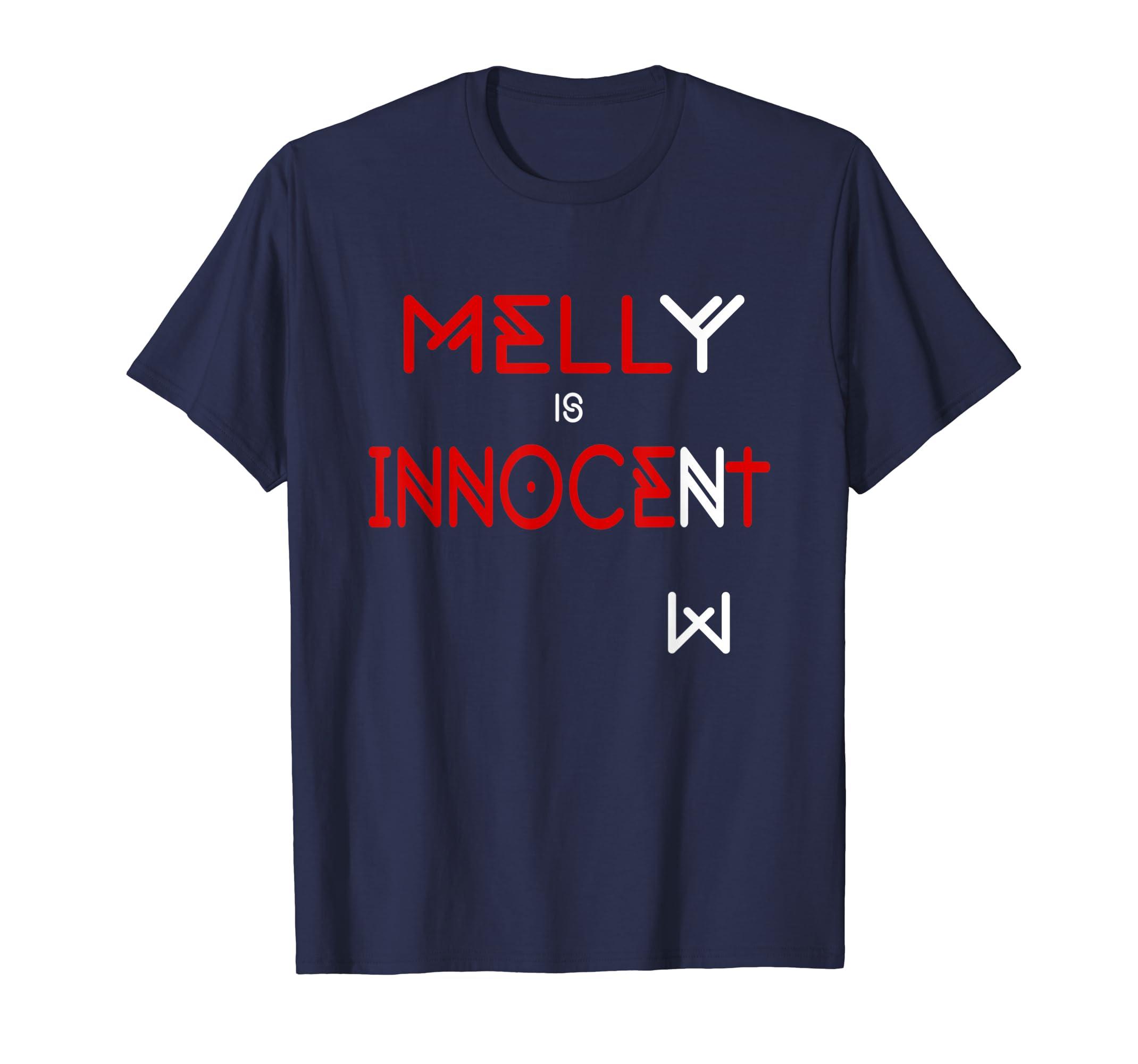 Melly is Innocent T shirt-azvn